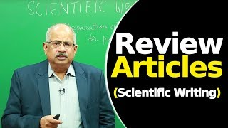 Review Articles | Scientific Writing |