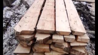 Доска необрезная  деревянная(, 2012-12-30T16:03:09.000Z)
