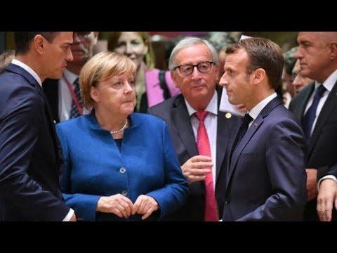 《今日点击》习近平访欧 欧洲议会统一对中共强硬 要求开放市场