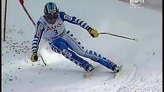 Alpine skiing WC 1999 Wengen, Downhill