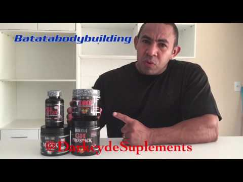 Darkcyde Suplements-Batata