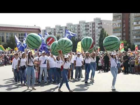 В Камышине проходит 12-й Арбузный фестиваль