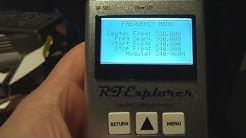 RF explorer intro Video 1