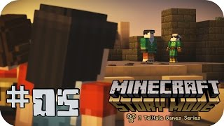 Problemas internos - Minecraft: Story Mode Ep 05