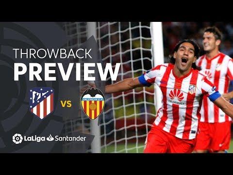 Throwback Preview: Atletico Madrid vs Valencia CF (1-1)
