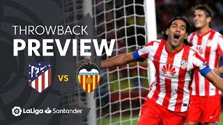 Throwback Preview: Atlético de Madrid vs Valencia CF (1-1)