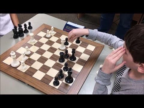 8 Year Old Prodigy's Endgame Makes Crowd Go Wild! Golan vs Grey Sweater