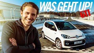 VW UP! GTI | UP auf die Rennstrecke! | Daniel Abt