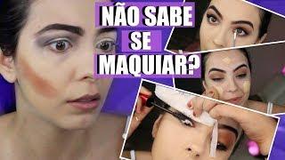 DICAS PARA INICIANTES: APRENDA DE UMA VEZ a se maquiar!