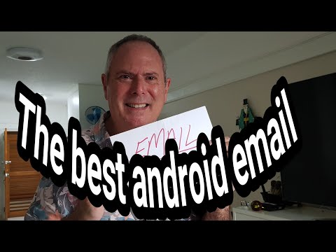 Best Android Email App....replacement For Inbox?