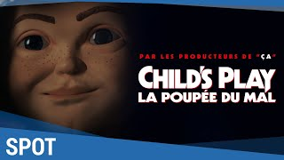 CHILD'S PLAY : LA POUPÉE DU MAL - Spot My Best Friend VF [Actuellement au cinéma]