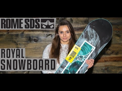 2018 Rome Royal Snowboard - Review - TheHouse.com