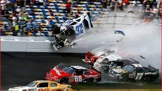 NASCAR Crashes 2016 compilation | BEST NASCAR RACING CRASH 2016 COMPiLATION