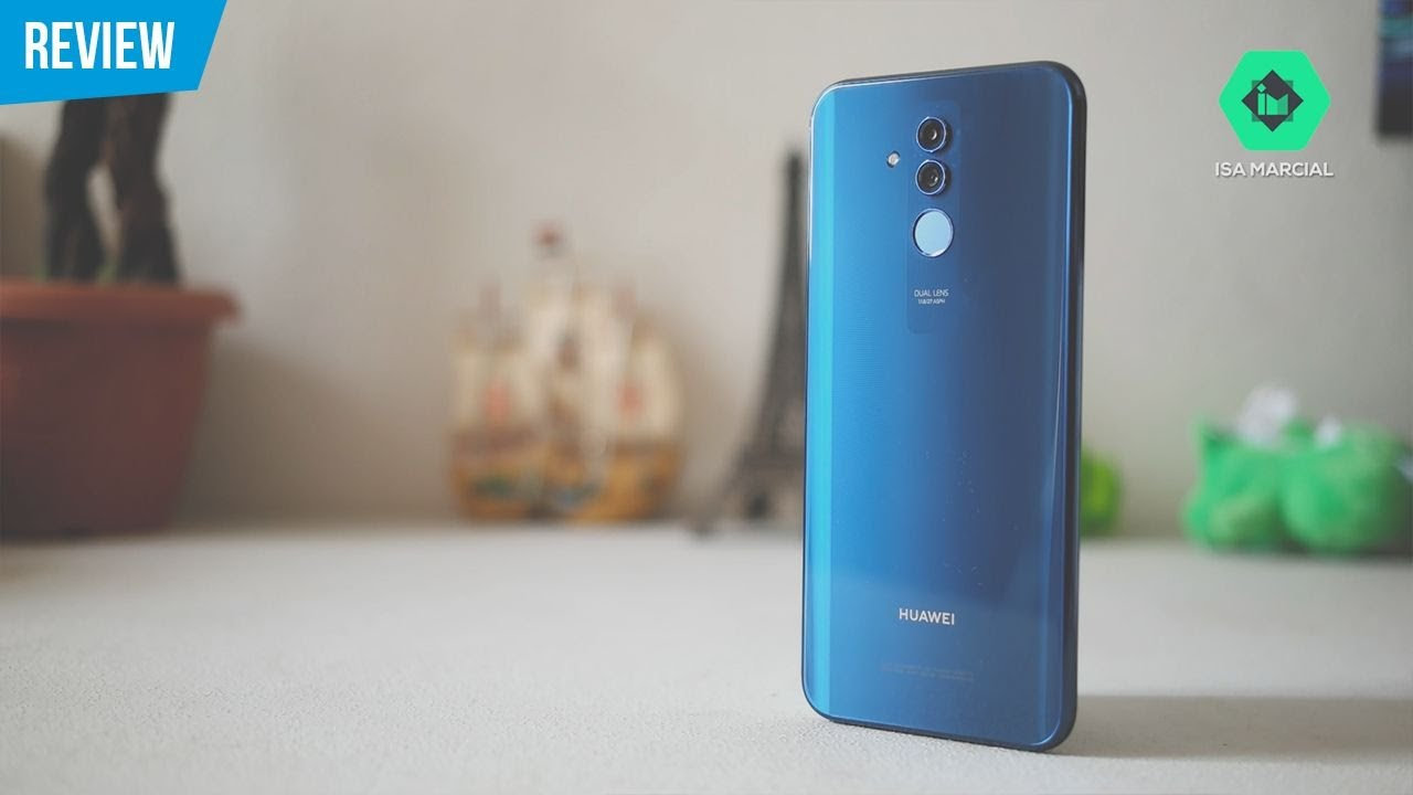 huawei mate 20 lite review en espa ol youtube. Black Bedroom Furniture Sets. Home Design Ideas