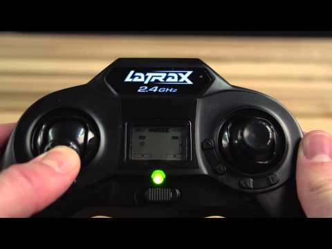 LaTrax Alias - Episode 14 How to Perform an Accelerometer Reset