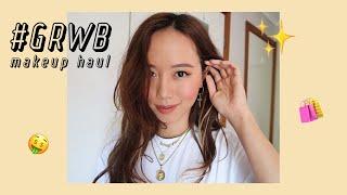 #GRWB MAKEUP MỚI TẬU ♡ Makeup Haul (Mecca Cosmetica, Fenty Beauty) | dressmonsta