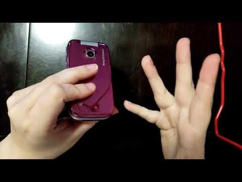 Pink Sony Ericsson Z750 Review + Ringtones