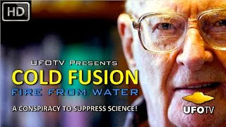 COLD FUSION: FIRE FROM WATER COVERUP - FEATURE FILM