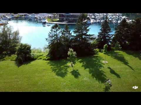 Visit To The Bluffs - The Drone Observer