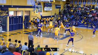 Johnson C. Smith University Men's Basketball vs. Benedict College Men's Basketball