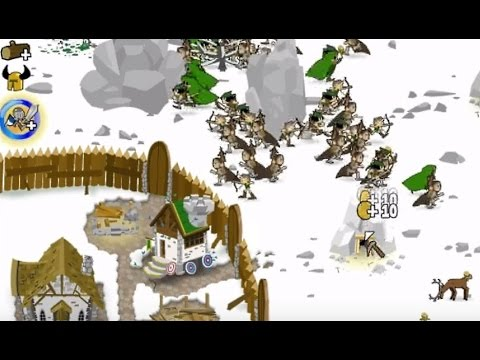 Игра Битва против орков(Battle Panic) - обзор и озвучка