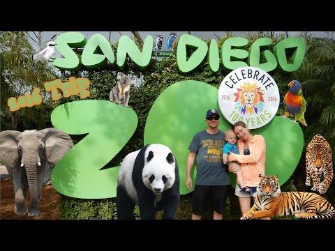 San Diego Zoo Trip May 2016 San Diego California Balboa Park 100 Year Anniversary