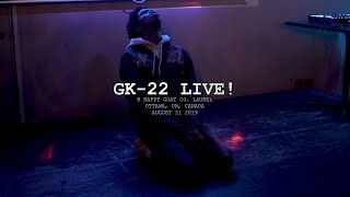 GIOVANNI FROM KEPLER-22 LIVE! @ 'été19' 08.31.19