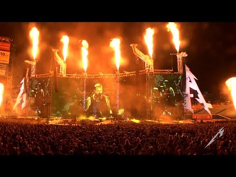 Metallica: Blackened (MetOnTour - Detroit, MI - 2017)