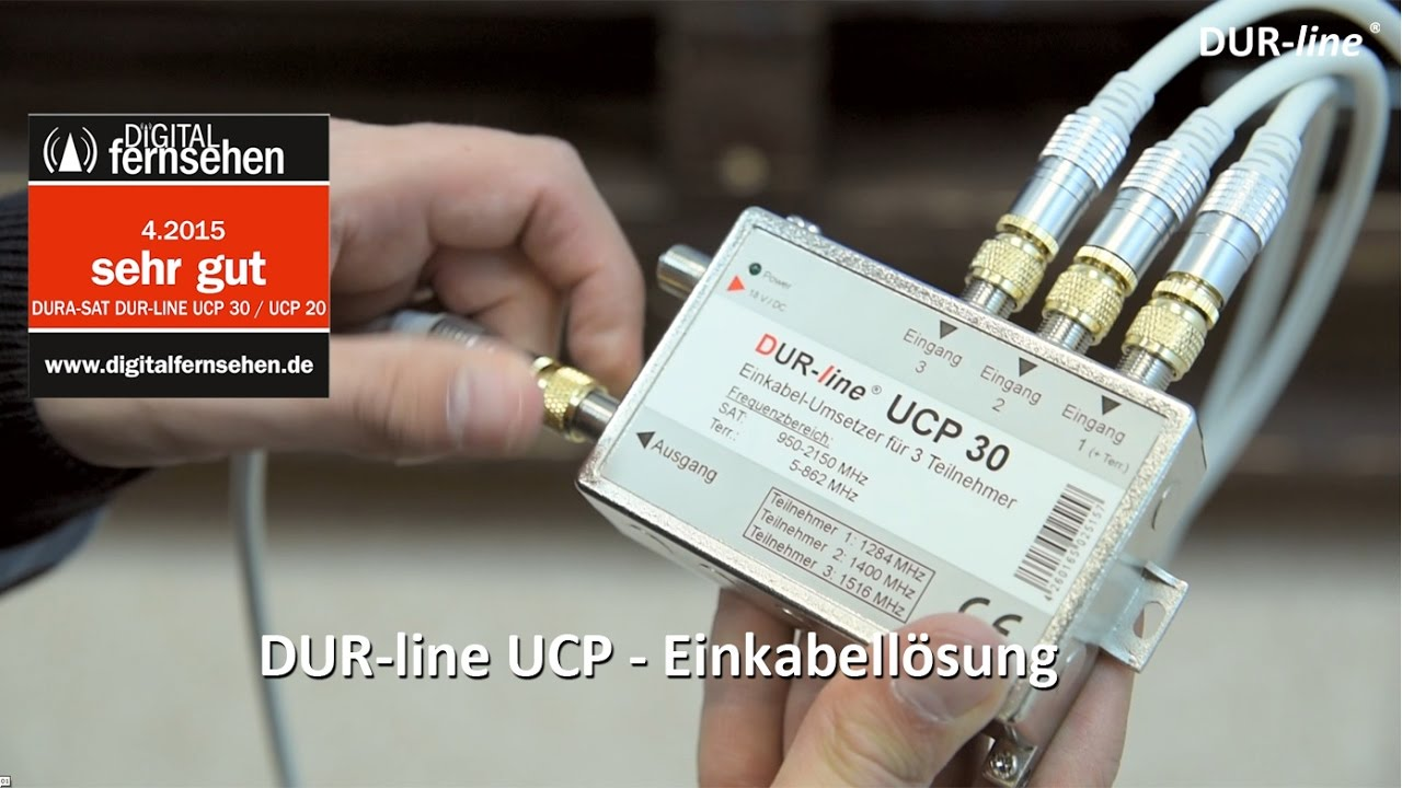 Unicable Receiver