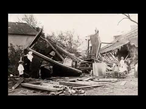 1909 North Dakota Tornado - Ypsilanti, Jamestown, Langdon