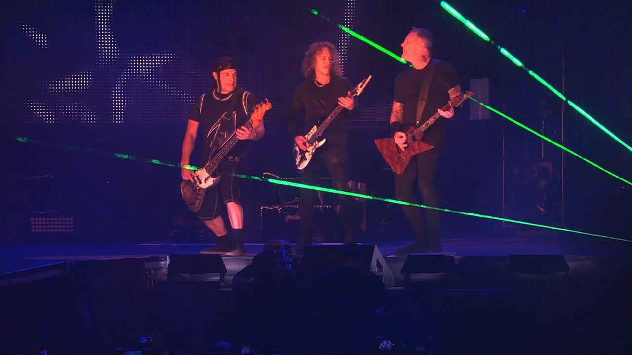 Metallica one скачать