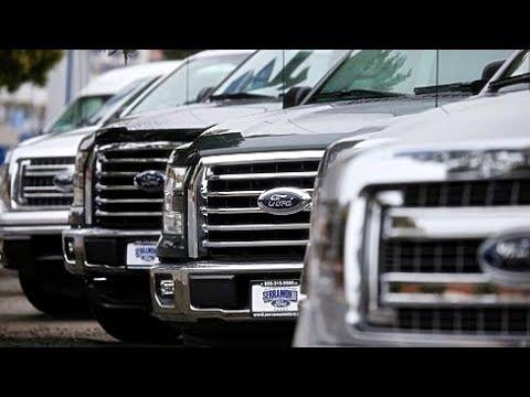 U.S. Auto Sales Continue to Soften