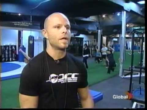 Gym Etiquette: Dynamic Conditioning Centre, Toronto, Canada