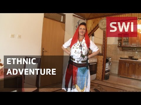 Promoting tourism in one of Europe's poorest countries