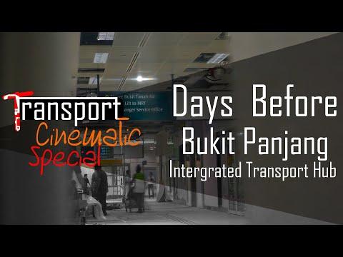[Special] Days before Bukit Panjang Integrated Transport Hub
