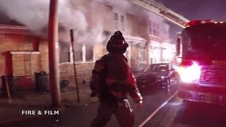 House Fire - Shenandoah, PA - 01/09/2019