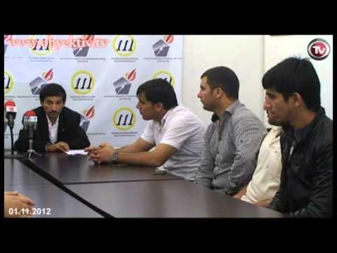 BAKU NEWS TV STAFF INTIMIDATED