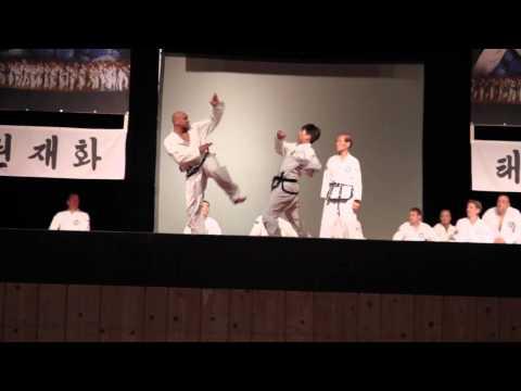 Taekwon-Do :: Shin-Gyu Kang :: Kang Center
