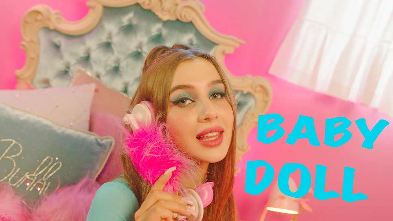 Lady Diana  - BABY DOLL (Official music video)