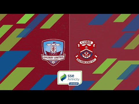 First Division GW14: Galway United 0-1 Cobh Ramblers