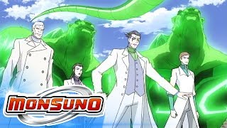 Monsuno | Chase Meets the Hand of Destiny