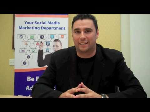Joe Soto on Social Media Marketing First Steps | One Social Media