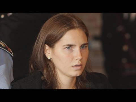 Amanda Knox Claims Fellow Inmate Kissed Her While Imprisoned In Italy