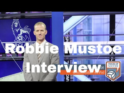Robbie Mustoe Interview: Voices Of Soccer