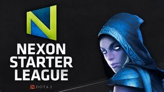 FXOpen vs Kellogg TigerPower - Game 1 (Nexon Starter League)