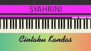 Gambar cover Syahrini - Cintaku Kandas (Karaoke Acoustic) by regis