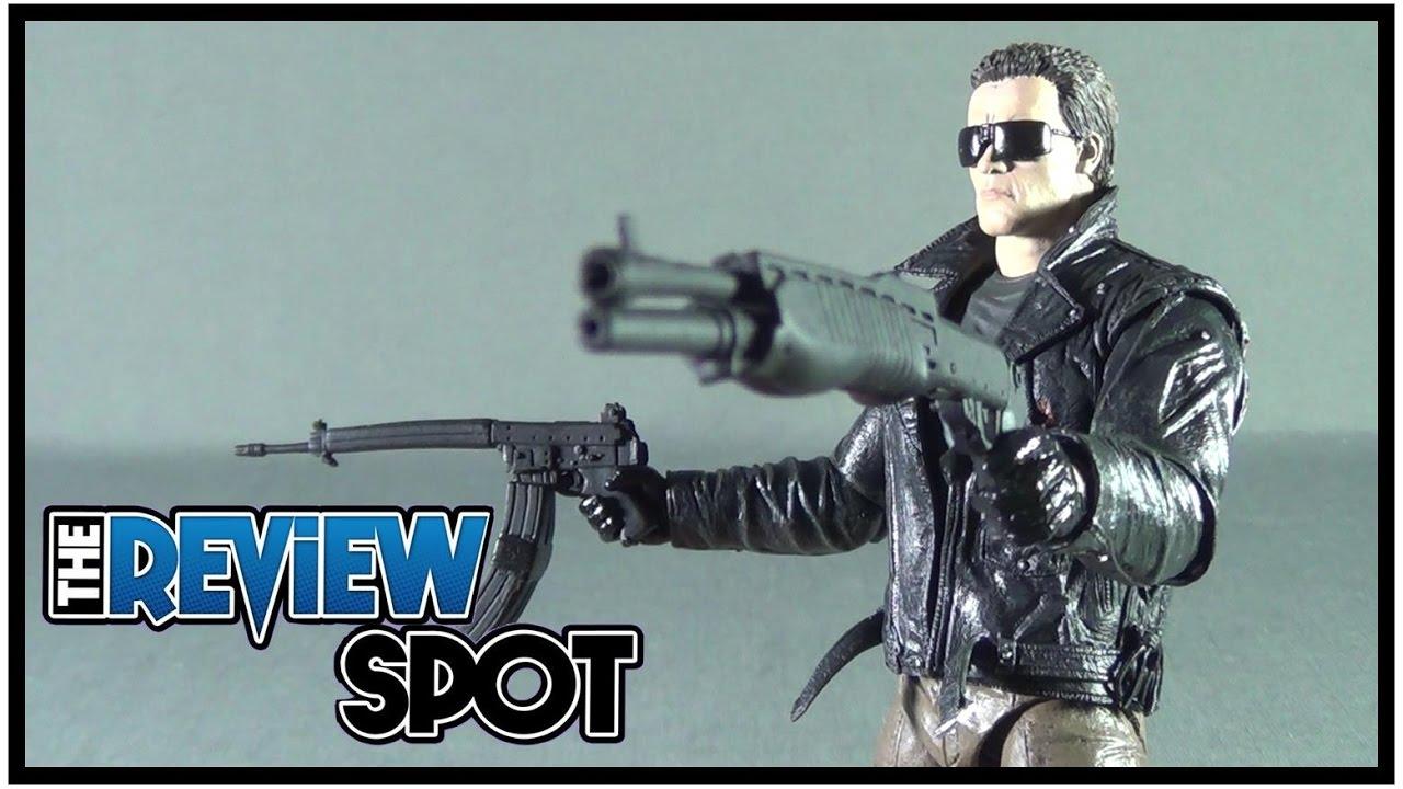 "Versus The Terminator T-800 No Weapon 6/"" Loose Action Figure"