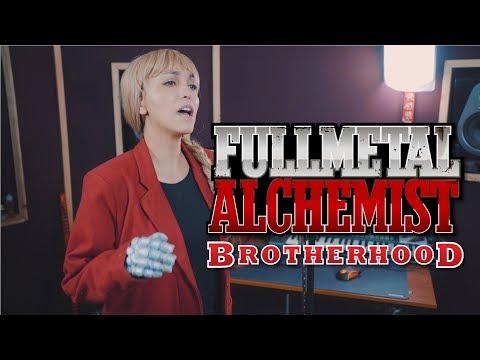 Fullmetal Alchemist: Brotherhood Opening Full - Cover Español Latino