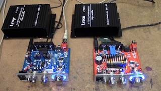 Lepy LP-2020A Compared to Lepai LP-2020A+