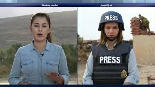 نافذة معركة الموصل 27/10/2016 (نشرة المنتصف)